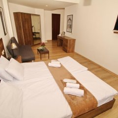 Отель Tbilisi View 3* Стандартный номер с 2 отдельными кроватями фото 6