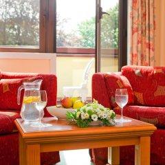 Отель Danubius Health Spa Resort Butterfly в номере