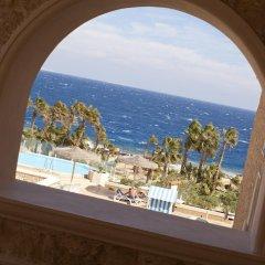 Отель Albatros Citadel Resort балкон