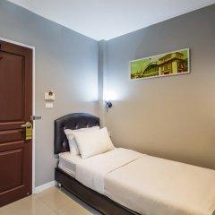 Отель @Hua Lamphong 2* Стандартный номер с различными типами кроватей