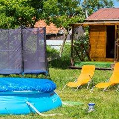Гостиница Eco-camping Valterra бассейн