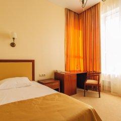 Гостиница Гала Стандартный номер с различными типами кроватей фото 4