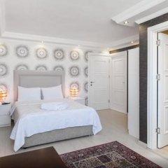 Отель Defne Suites Апартаменты с различными типами кроватей фото 32