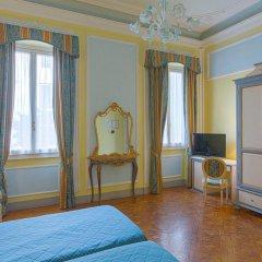 Hotel Donatello 3* Стандартный номер с двуспальной кроватью фото 7