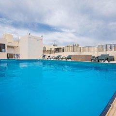 Отель Damiani Мальта, Буджибба - 1 отзыв об отеле, цены и фото номеров - забронировать отель Damiani онлайн бассейн