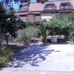 Отель Paese Mio Сперлонга парковка