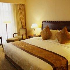 Hotel Equatorial Shanghai 4* Номер Делюкс с различными типами кроватей фото 4