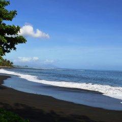 Отель Duplex Poerava by Tahiti Homes пляж фото 2