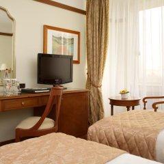Гостиница Рэдиссон Славянская 4* Стандартный номер разные типы кроватей фото 12