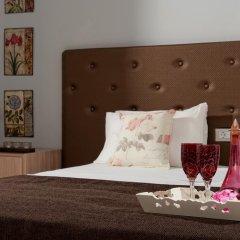 Notos Heights Hotel & Suites 4* Улучшенная студия с различными типами кроватей фото 11