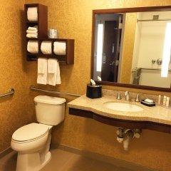 Отель Hampton Inn Manhattan Grand Central 3* Стандартный номер с различными типами кроватей фото 3