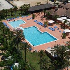 Отель Camping Vendrell Platja спортивное сооружение