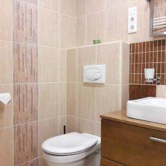 Отель Beige & Brown Будапешт ванная