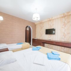 Гостиница Atrium Lux 3* Номер Делюкс с различными типами кроватей фото 2