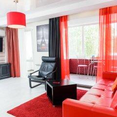 Апарт-отель Кутузов 3* Улучшенные апартаменты с различными типами кроватей фото 24