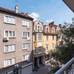 Апартаменты Sofia Apartments - Sofia City Centre балкон