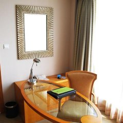 DoubleTree by Hilton Hotel Shanghai - Pudong 5* Стандартный номер с 2 отдельными кроватями фото 7