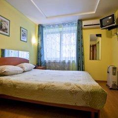 Гостиница Цветы Номер Эконом разные типы кроватей фото 9
