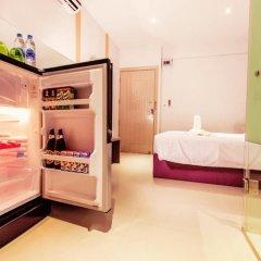 Отель D Day Suite Mengjai удобства в номере