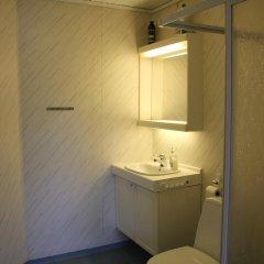 Отель Hamresanden Ferieleiligheter Норвегия, Кристиансанд - отзывы, цены и фото номеров - забронировать отель Hamresanden Ferieleiligheter онлайн ванная