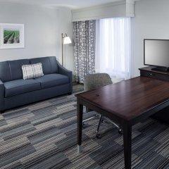 Отель Hampton Inn & Suites Tulare 2* Стандартный номер с различными типами кроватей фото 3