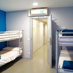 Отель Alberguinn Кровать в общем номере фото 2
