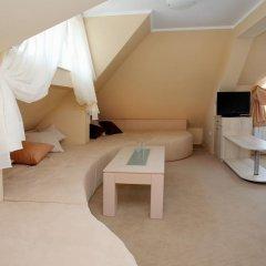 Family Hotel Diana Люкс с различными типами кроватей фото 4