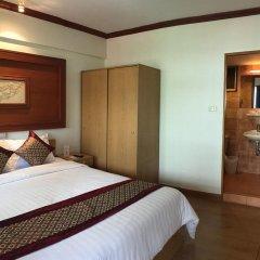 Отель Stable Lodge 3* Улучшенный номер разные типы кроватей