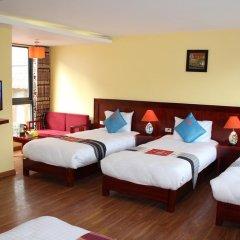 Fansipan View Hotel 3* Люкс с различными типами кроватей фото 8
