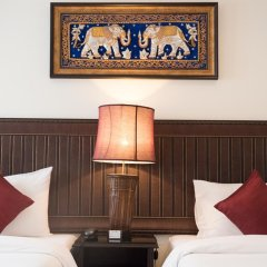 Отель True Siam Rangnam 3* Улучшенный номер фото 10