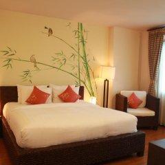 Отель Anise Hanoi 3* Стандартный номер разные типы кроватей фото 10