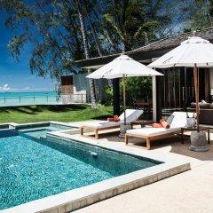 Отель Nikki Beach Resort 5* Вилла с различными типами кроватей фото 31