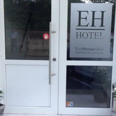 Hotel Eschborner Hof интерьер отеля фото 2
