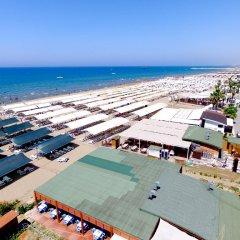 Отель Side Royal Paradise - All Inclusive пляж