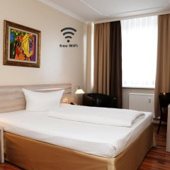 The Aga's Hotel Berlin 3* Стандартный номер с двуспальной кроватью фото 7