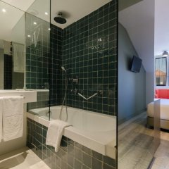 Отель Vincci Baixa 4* Стандартный номер с разными типами кроватей фото 7