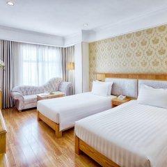 Отель Silverland Central - Tan Hai Long 4* Улучшенный номер фото 4