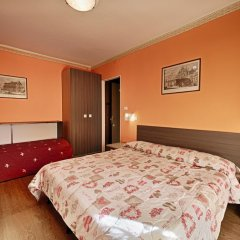 Отель Albergo Mancuso del Voison 2* Стандартный номер фото 10