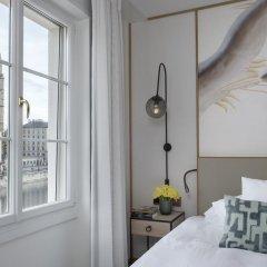 Hotel Storchen 5* Стандартный номер с двуспальной кроватью фото 3