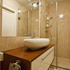 Отель Old Town Residence Латвия, Рига - отзывы, цены и фото номеров - забронировать отель Old Town Residence онлайн ванная