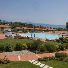 Отель Montecolo Resort Манерба-дель-Гарда спортивное сооружение