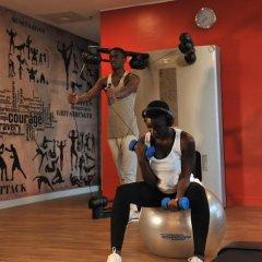 Отель Pullman Dakar Teranga фитнесс-зал фото 2