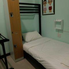 Zen Hostel Mahannop Бангкок комната для гостей