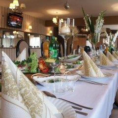 Отель Route One - Restauracja & Pokoje Hotelowe питание