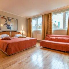Отель La Reserve 3* Представительский номер с различными типами кроватей фото 2