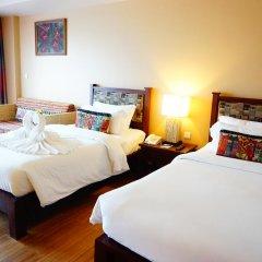 Отель Baan Laimai Beach Resort 4* Номер Делюкс разные типы кроватей фото 41