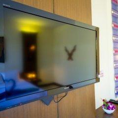 Отель JR Siam Kata Resort фитнесс-зал