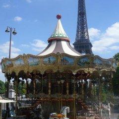 Отель Junior Suite Paris Tour Eiffel фото 12