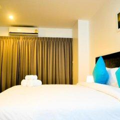 Отель I-Talay Resort 3* Улучшенный номер с различными типами кроватей фото 2