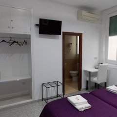 Отель Pension Corbero Мадрид удобства в номере